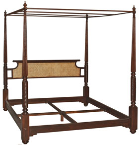 Lord Wellesley Tester Bed