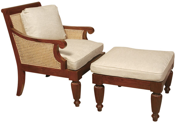 Lord Canning Lounge Chair